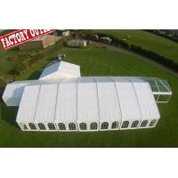 Buy cheap Hot Sale Backyard Clear Roof Indian 10x30 Party Wedding Tent With Decoration from wholesalers
