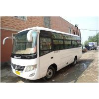 Buy cheap Public Transportation Buses Mini Van Bus 26 Seat Tourist With Diesel Engine from wholesalers