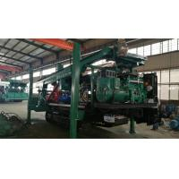 Buy cheap Trailer Mounted Circulation Pile Geotechnical Drilling Equipment With Drag Bit product