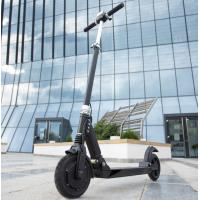 Buy cheap Lightest Two Wheel Folding Electric Bike Standing With Led Light from wholesalers