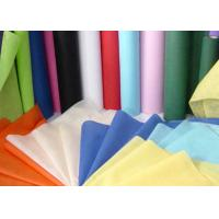 Buy cheap Needle Punched Geotextile / Non Woven Geotextile Fabric in Blue , Pink , Yellow from wholesalers
