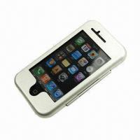 Buy cheap Metal Case for iPhone 3G with Detachable Rotating Belt Clip product