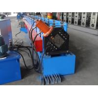 Buy cheap Galvanized Steel Lip Channel Roll Forming Machine from wholesalers