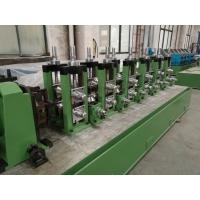 Buy cheap High Frequency Welded Tube Mill / ERW Tube Mill Roll Forming Equipment from wholesalers