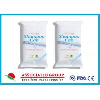 Buy cheap Comfort Rinse Free Shampoo Cap Alcohol Free Shampoo And Conditioner Cap from wholesalers