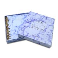 Buy cheap Spiral Binding Custom Notebook Printing , A5 Custom Printed Journal Pages from wholesalers