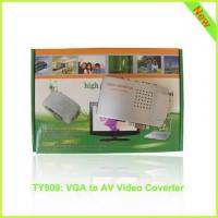 Buy cheap TY909: VGA to AV video hdmi converter, PC to TV hdmi video converter from wholesalers
