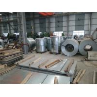Buy cheap Hot Dipped Galvanized Steel Coils / GI Steel Coil Customized EN10143 from wholesalers