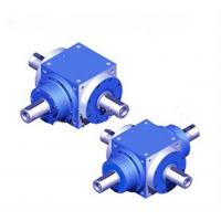 Buy cheap V Series High Precision Bevel Spiral Gear Speed Reducer from wholesalers