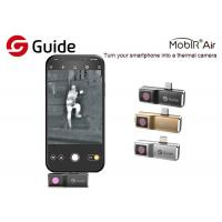 Buy cheap Android Infrared Thermal Imaging Camera Attachment With 120x90 IR Sensor from wholesalers