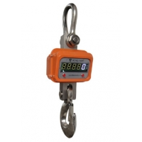 Buy cheap Integrated OIML 2000KG Bow Shackle Hanging Hook Scale from wholesalers