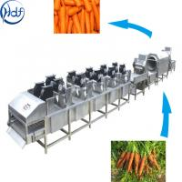 Buy cheap Commercial Fruit Dryer Machine , Vegetable Dryer Machine Processing Line from wholesalers