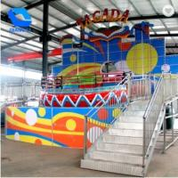 Buy cheap Exciting Amusement Park Thrill Rides Color Customized Tagada Fair Ride from wholesalers