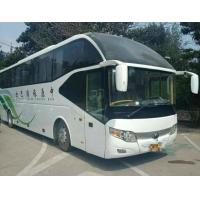 Buy cheap 25L/Km Luxury Used Yutong Buses 2009 Year 53 Seats Euro III Tour Passenger Bus from wholesalers