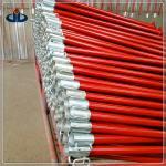 Buy cheap China steel adjustable prop wholesale Adjustable Construction Props Adjustable from wholesalers
