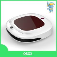 Buy cheap Robotic Vacuum Cleaner, Lithium Battery Cleaning Robot Cyclone Canister Cleaners, CE Mark, RoHS certificated from wholesalers