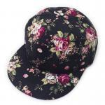 Buy cheap Adjustable Hip Hop Snapback Caps , Flat Brim Baseball Cap Anti Pilling For Adult from wholesalers