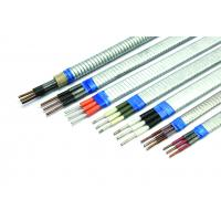 Buy cheap Fluoroplastics F46 insulated logging cable from wholesalers