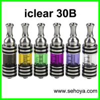 Buy cheap e cig wholesale innokin itaste iclear 30B clearomizer dual coil on sale from wholesalers