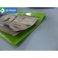 Buy cheap Single Side Seal Pouch Food Packaging  for Coffee Beans / Seeds / Chips from wholesalers