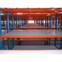 Buy cheap Manual Handling Medium Duty Longspan Shelving Units For Equipment Storage from wholesalers