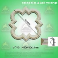 Buy cheap New style decorative PU ceiling tiles/wall mouldings from wholesalers