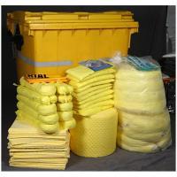 Buy cheap Immediate Response Chemical Spill Kit , Multifunctional Hazardous Material Spill from wholesalers
