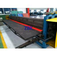 Buy cheap Roofing Barrel Corrugated Sheet Metal Roll Forming Machines/Barrel Corrugation Machine product