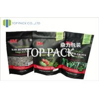 Buy cheap Food Grade Stand Up Food Pouch Packaging With Zipper 250g 450g 500g from wholesalers