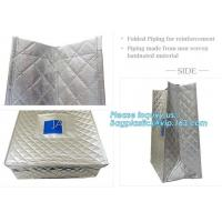 Buy cheap Wholesale factory custom fashion laminated non woven bag, Shopping printing fabric insulated foldable bag, custom pp non from wholesalers