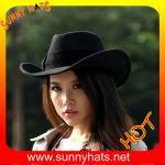 Buy cheap Wool felt Cowboy hats from wholesalers