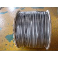 Buy cheap CCS Conductor 75 ohm RG11 Coaxial Cable with UV Stabilized Jacket and Aluminum Alloy Wire from wholesalers