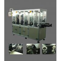 Buy cheap Auto industry flat wire copper Coil winding armature manufacturing machine China supplier from wholesalers