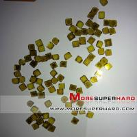 Buy cheap Single crystal synthetic diamond plate from wholesalers
