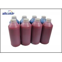 Buy cheap CMYK Water Based Printing Ink Epson / Canon / HP Digital Printer Use from wholesalers