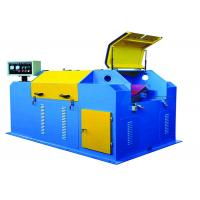 Buy cheap Steel Wire Descaling Machine By Sand Belt Grinding To Removal Rust from wholesalers