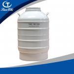 Buy cheap Tianchi Liquid nitrogen container YDS-50B-210 Liquid nitrogen tank 50BL210mm Cryogenic vessel 50L from wholesalers
