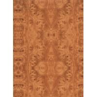 Melamine Moistureproof Wood Grain Paper Anti - Dirt Non Toxic Printing Material