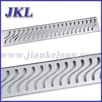 Buy cheap stainless steel drain cover / gutter from wholesalers