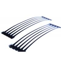 Buy cheap Plastic Uniaxial Geogrid / HDPE Uniaxial Geogrid Creep Resistance from wholesalers