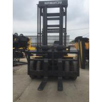 Buy cheap komatsu 15ton forklifts truck from wholesalers