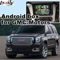 Buy cheap Android Car Navigation Box Video Interface Box WIFI BT For GMC Motors Sierra Yukon Etc from Wholesalers