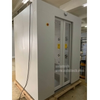 Buy cheap China Manufacturer class 100 automatic-door AIR SHOWER for Clean room from wholesalers