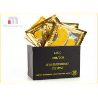 Buy cheap Anti - Aging And Wrinkle 24K Gold Collagen Eye Masks Relieves Tired Eyes from wholesalers