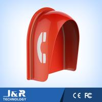 Buy cheap Fiberglass Reinforced Polyester Acoustic Phone Booth Pillar Dust Proof For Streets from wholesalers