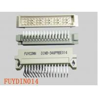Buy cheap 3 rows 48 Pin Right Angle Male DIN 41612 Connector B Type Eurocard Connector from wholesalers