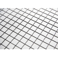 Buy cheap Iron Wire Mesh 50X50mm Stainless Steel Garden Fence Panels Welded Mesh from wholesalers