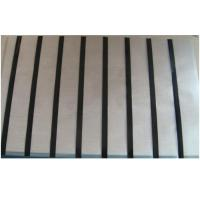 Buy cheap 0.08mm coated overlay PVC card material magnetic strip 460 * 295mm Size from wholesalers