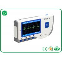 Buy cheap Home Health Care Medical Equipment For Easy ECG Monitor Color LCD Display from wholesalers