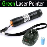 Buy cheap 5mW 532nm Green Visible Beam Laser Pointer With  Battery For Astronomy, Office Meeing from wholesalers